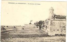 17. BROUAGE Près MARENNES . Fortifications De Vauban  173 - France