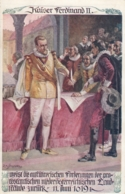 AK - Kaiser Ferdinand II. - 11. Juni 1619 - 1925 - Historische Persönlichkeiten