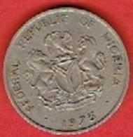 NIGERIA  # 25  KOBO FROM 1973 - Nigeria