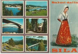 SALUTI DALLA SILA     (381) - Saluti Da.../ Gruss Aus...