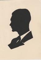 19/ 1 / 383 -  Buste D'un Homme. ( OMBRE ) C P M - Männer