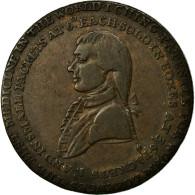 Monnaie, Grande-Bretagne, Middlesex, John Ching, Halfpenny Token, TTB, Cuivre - Monnaies Régionales