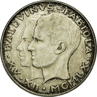 Monnaie, Belgique, 50 Francs, 50 Frank, 1960, SUP, Argent, KM:152.1 - 1951-1993: Baudouin I