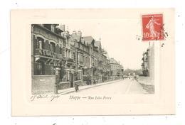 Dieppe-Rue Jules Ferry-(C.9093) - Dieppe