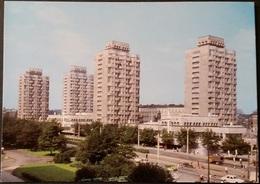 Ak Polen - Wroclaw  -  Stadtansicht - Hochhäuser - Polonia