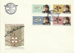 PORTUGAL, SOBRE ANIVERSAIO GAGO COUTINHO - 1910-... República