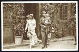 BELGIQUE - Duc Et Duchesse De Brabant - Joyeuse Entrée à MONS, 1928 (2) - Non Circulé - Not Circulated - Nicht Gelaufen. - Familles Royales