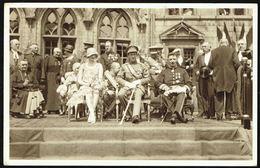BELGIQUE - Duc Et Duchesse De Brabant - Joyeuse Entrée à MONS, 1928 (5) - Non Circulé - Not Circulated - Nicht Gelaufen. - Familles Royales