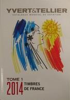Catalogue YVERT & TELLIER FRANCE 2014 - Encyclopédies
