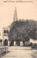 ¤¤  -   CORPS  Près De Mareuil-sur-Lay   -   L'Eglise   -  ¤¤ - France