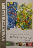 Catalogue YVERT & TELLIER FRANCE 2015 - Encyclopaedia