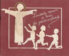 """"""" Laissez Venir à Moi Les Petits Enfants """" Religion Jésus - Les Croisillons 1939 - Religion & Esotericism"""