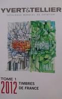 Catalogue YVERT & TELLIER FRANCE 2012 - Encyclopédies