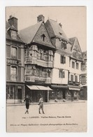 - CPA LANNION (22) - Vieilles Maisons, Place Du Centre (CHAPELLERIE - EPICERIE) - Photo Guilleminot 2247 - - Lannion