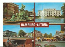 Allemagne  Hambourg Altona   Aspect Divers - Altona