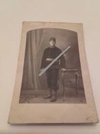 1914 1915 Infanterie 127 Eme Régiment Valenciennes Condé Sur Escaut Tenue Velours Poilus Ww1 1914 1918 14-18 - War, Military