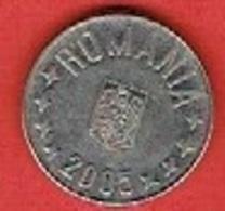 ROMANIA # 10 BANI FROM 2005 - Roumanie