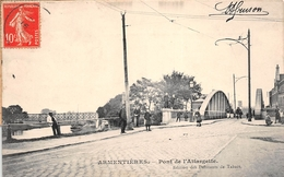 ¤¤  -  ARMENTIERES    -   Pont De L'Attargette    -   ¤¤ - Armentieres