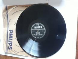 Philips  -  1953  Nr. B 21152 H.  Frankie Laine  E  Paul Weston - 78 G - Dischi Per Fonografi