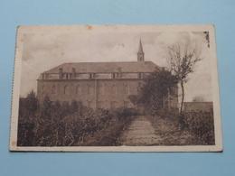 Pensionnat St. Dominique ERWETEGEM ( E & B ) Anno 1924 ( Zie Foto Details ) ! - Zottegem