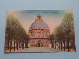 De Basiliek - La Basilique Montaigu / Scherpenheuvel ( L. Vervaeren-Dewael ) Anno 1935 ( Zie Foto Details ) ! - Scherpenheuvel-Zichem