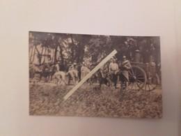 1916 Roulante Cuisine De Campagne Infanterie Française Rata Tranchée  Poilus Ww1 1914 1918 14-18 2 Cartes - War, Military