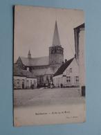 Zicht Op De Kerk ( Santhoven ) ( Uitg. E. Masen ) Anno 1907 ( Zie Foto Details ) ! - Zandhoven