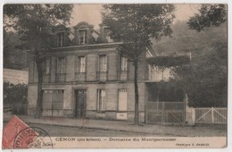 CPA CENON Près Bordeaux Domaine Du Montparnasse - France