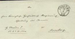 ~1840 COBLENZ Bfh. N.Arnsberg - Germany