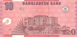 BANGLADESH P. 39Ab 10 T 2007 UNC - Bangladesh