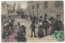 CPA 56 Environs D' AURAY (ERDEVEN)  Noces Bretonnes - Sonstige Gemeinden