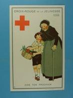 Croix-Rouge De La Jeunesse Aide Ton Prochain (Salzedo) - Croix-Rouge