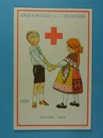 Croix-Rouge De La Jeunesse Soyons Amis (Salzedo) - Croix-Rouge