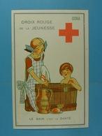 Croix-Rouge De La Jeunesse Le Bain C'est La Santé (Salzedo) - Croix-Rouge