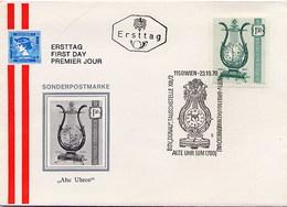 AUSTRIA - OSTERREICH - 1970 - OROLOGIO - CLOCK  -  ALTE UHREN - Orologeria