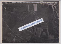 BLANZY-LES-FISMES (Aisne) Krieg Luftbild Lutwaffe Luftbilder Photographie Aérienne Aviation Militaire Grande Guerre WW1 - France