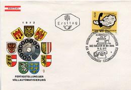 AUSTRIA - OSTERREICH - 1972 - KARLSTEIN AN DER THAYA - TELEFONO PHONE - Telecom