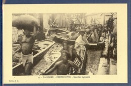 DAHOMEY PORTO NOVO QUARTIER LAGUNAIRE - Dahomey