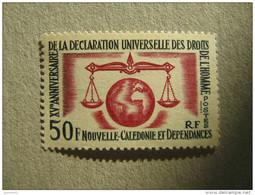 NOUVELLE CALEDONIE    P 313 * *     DROITS DE L HOMME - Neufs