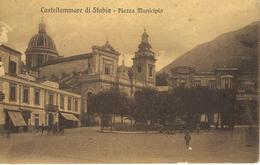 CASTELLAMMARE DI STABIA - PIAZZA MUNICIPIO - Castellammare Di Stabia