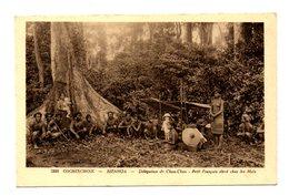 VIET-NAM . COCHINCHINE . BIENHOA . Délégation De Chua-Chan - Viêt-Nam