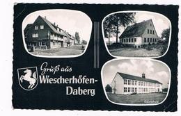 D-9096   WIESCHERHÖFEN - DABERG : Grüss Aus - Hamm