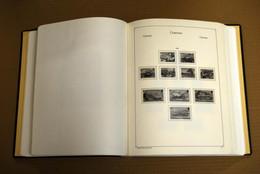 KA-BE Ohnefalz Vordruckalbum Guernsey 1969-2001 Fast Neuwertig (NP 280,- Green - Albums & Binders