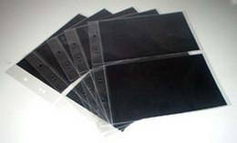 10 Prophila Envelope Sheets Black - Stamps