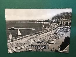 Cartolina Cattolica - La Spiaggia - 1957 - Rimini