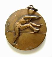 BARI COMITATO PUGLIESE F.I.D.A.L ATHLETICS ATLETICA   SPORT MEDAGLIA MEDAL - Athlétisme