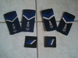 Lot Brigadier Chef Gendarmerie - Police