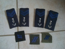 Lot Brigadier  Gendarmerie - Police