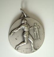 BARI COMITATO PUGLIESE F.I.D.A.L ATHLETICS ATLETICA MEDAL MEDAGLIA  SPORT  MEDAGLIA MEDAL - Athlétisme