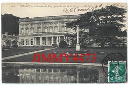 CPA - Le Cèdre Et Le Château De Bizy Façade Est En 1910 - VERNON 27 Eure - Edit. ND Phot. N° 126 - Scans Recto-Verso - Vernon
